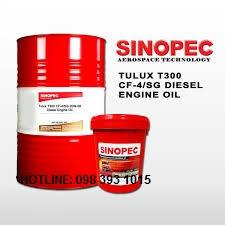 Sinopec Tulux T300 Diesel Engine Oil CF-4